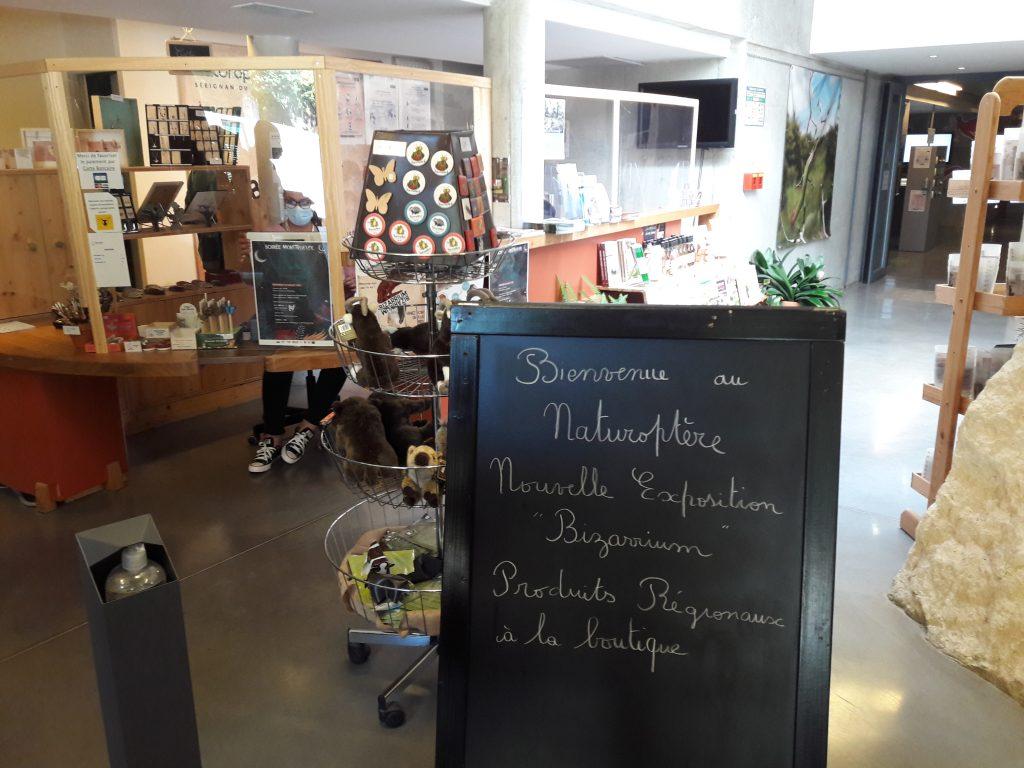 Boutique du Naturoptère